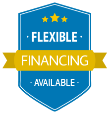 Flexible Financing Available